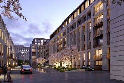 Chelsea barracks London